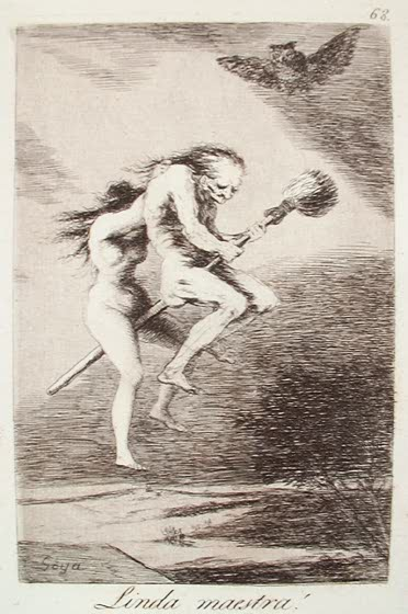 goya_pretty_teacher_witches_broom